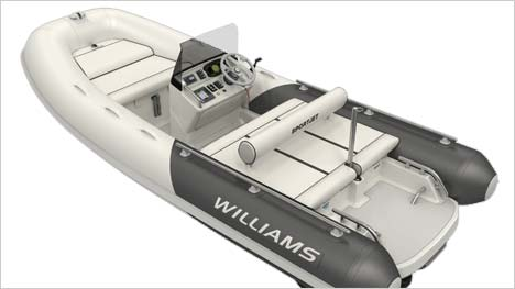 Williams Sportjet RIB