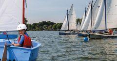 Zeilschool Wavie en Watersportverbond