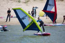 SUP & Windsurf fun dag