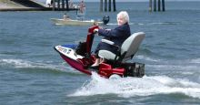 jeugd in de watersport